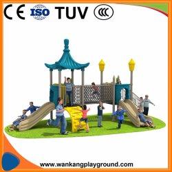 Parque infantil de equipo para juegos al aire libre venta caliente traje Family Garden Wk-A8528A
