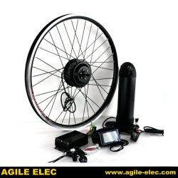 Гибкие 350W DIY электрический велосипед E-комплект для велосипедов с высоким крутящим моментом