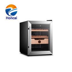 Nuovo Governo del sigaro del Humidor della famiglia del congelatore del sigaro del contenitore di sigaro del cedro