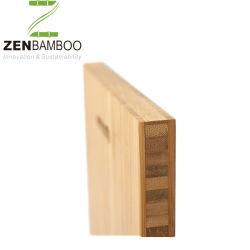 """3/4 """" Omlijsting van het Bamboe van de Dikte de Natuurlijke voor de Decoratie van het Huis"""