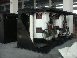 200kg炉ボディを傾けることを用いる鋼鉄鉄の誘導の溶ける機械