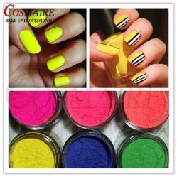 Leuchtstoff Neonpuder-Pigment-Neonfarbstoffe für Nagellack