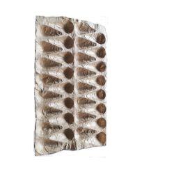 Красивые керамики биоразлагаемой пищевой категории погрузчик латунные Dishies линии пластины