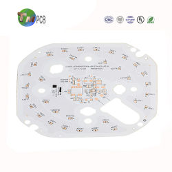 SMD를 가진 직업적인 LED 모듈 주문화 OEM/ODM PCB는 해결책을 잘게 썬다