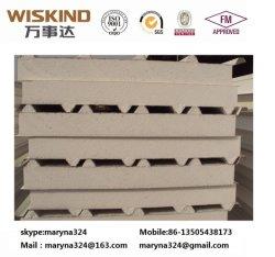 Überlappendes verstecktes Schrauben-Polyurethan-Dach-Panel zu Zubehör-niedrigem Preis