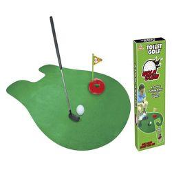 新型の小型ゴルフおもちゃの洗面所のゴルフ