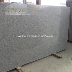 De natuurlijke Opgepoetste G603 Grote Plakken van de Steen van het Graniet van Padang Witte