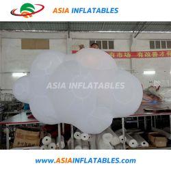 Гигантские светодиодный индикатор оформление надувных шаров гелия облачных вычислений
