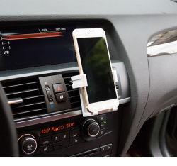 Supporto magnetico del telefono mobile dell'automobile del supporto del mini supporto universale del cunicolo di ventilazione per il iPhone X 8 7 per Samsung