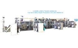 Décisions de la machine manufacture de couches pour bébés en Chine