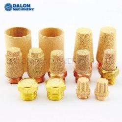Bronze Brass Sintered High Flow Performance Exhaust Pneumatic Muffler