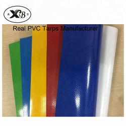 Tissu polyester 1000d bâche bâche en PVC pour le bateau et chariot et le couvercle du conteneur