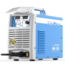 4-en-1 SEFG IGBT multifonction 1pH gaz CO2 220V/sans gaz/de levage/MMA TIG MIG/MAG/250 A inverter welding Machine