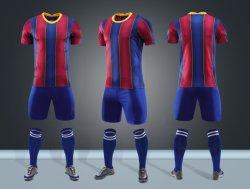 2018-2019 моды Barc синего цвета красный футбол комплекты (женщина футбола Джерси tshirts)