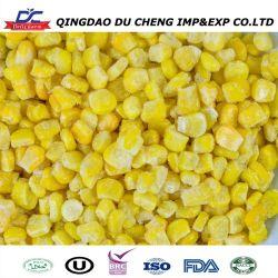 Maïs sucré naturel IQF Frozen Meilleur Prix d'alimentation en usine