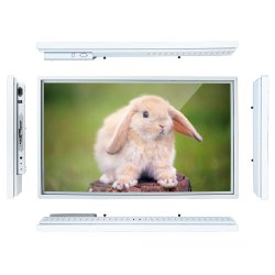 55 POL Industrial Barata Tamanho grande monitor de ecrã táctil bluetooth tablet PC com mini-PC