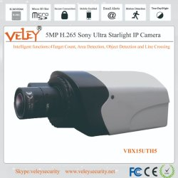 Водонепроницаемый чехол в формате HD CCTV стандартной сумеречного света звезд окно IP-камера с функцией POE