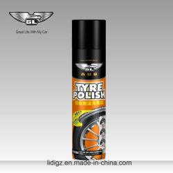 Fórmula profesional de los neumáticos de alta calidad polaco y limpiador de espuma de neumáticos