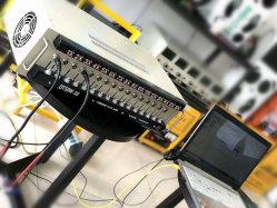 18650 26650 32650 LiFePO4 Nca Ncm NiMH NiCd batería de ión litio de alta capacidad de carga ciclo Auto Analizar Tester