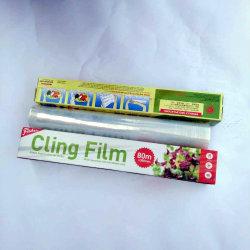 カバー項目食糧のためのラップのフィルムのパッケージ