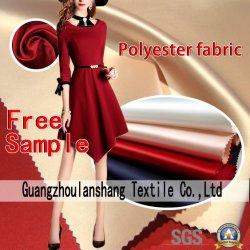 5%Spandex Gewebe des Satin-95%Polyester für Mantel-Klage-Kleid-Schuhe
