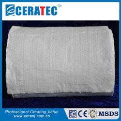 Tc 1260 plié en fibre de céramique Couverture chauffage industriel
