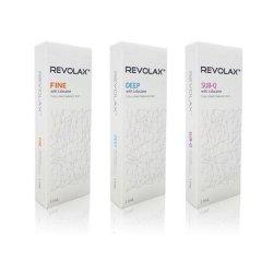 Les fournisseurs de la Corée du Sud de grade alimentaire portant le marquage CE de la Vitamine C Acide hyaluronique 2ml de gel de remplissage dermique injectable pour lèvre