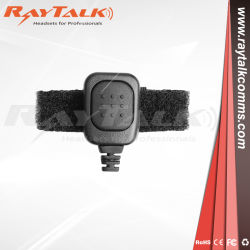 Bidirektionale Radiozubehör-Finger-Postverwaltung mit 2.5/3.5mm Stecker-Kabeln