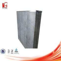 El marco de metal del filtro de aire moleculares de carbón activo