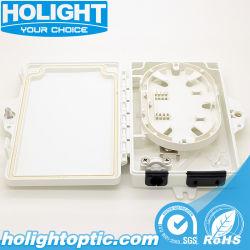 Receptor de Satélite CATV Digital 2 Portas FTTH Council caixa do compartimento