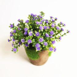 Une fleur artificielle vert Bonsai Accueil Décoration Décoration de fleurs de mariage de mariage