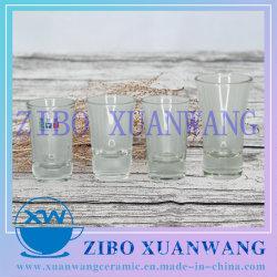 Variedade Size Clear Shot de vidro para uso diário ou Bar e uso de pub