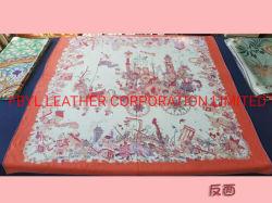 Stampata modo decorazione Scard di seta (JYS-SF0012) delle donne