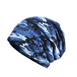 Logotipo personalizado a granel de alta qualidade quente tampa de esqui no Inverno velo polar Branco Hat
