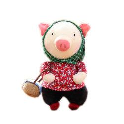 28cm weiches angefülltes Plüsch-Baby-Spielzeug-heißer Verkaufs-reizendes Maskottchen-Schwein