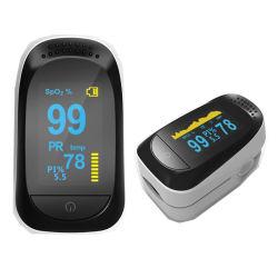 Cer genehmigte OLED Digital Monitor-Impuls-Oximeter des Bildschirm-Fingerspitze-Blut-Sauerstoff kundenspezifisches Prüfungs-Blutdruck-SpO2