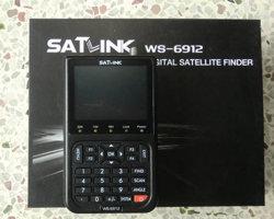 Sat Finder DVB-S Satlink WS6912
