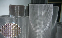 Filter Material Stainless Steel Wire Mesh