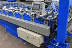 Le métal Yx28-820 froid machine à profiler mixte panneau de toit cachés