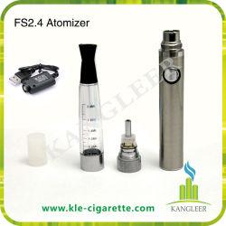 Nouveau lancement, de la non Wick Fs l'atomizer Super énorme de vapeur, un design exclusif K-FS - Blister de cigarette électronique Kit !