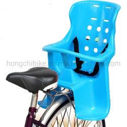 كرسي أطفال مع حزام أمان يستخدم في أكسسوارات الدراجات الهوائية كرسي أطفال بلاستيكي