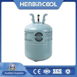 El gas refrigerante R134A en 13,6kg desechables/30lb cilindro