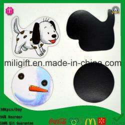 6 année produire de l'usine de SGS Cartoon/célèbre Place/animaux papier Soft Fridge Magnet