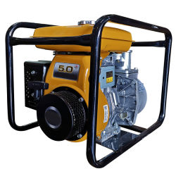 Selbstgrundieren-Benzin-Treibstoff-Energien-Wasser-Pumpe mit Robin-Motor