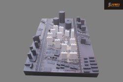 Modèle de planification d'échelle, de la masse et le modèle de bloc de décisions (JW-226)