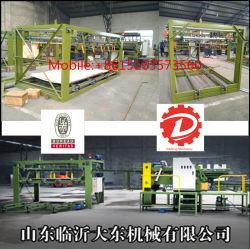 CNC-Holzverarbeitungsmaschine Automatische Servo Sperrholz Furnierverspleißmaschinen