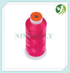 100%년 레이온 100%년 Polyester Embroidery Thread
