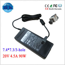 DELL ADP90fbのための20V 4.5A 90W DC Power Supplies、PA-9