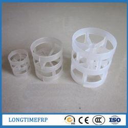 76mm de diamètre de la séparation de l'éthylbenzène Pall bague en plastique