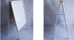 Выставка из алюминия с Советом плакат стойка (FS-P02)